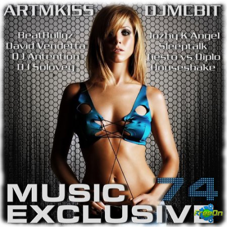 Music Exclusive from DjmcBiT vol.74 (25.05.10) MP3