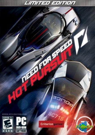 Need for Speed: Hot Pursuit Limited Edition (2010/RUS/ENG/RePack)