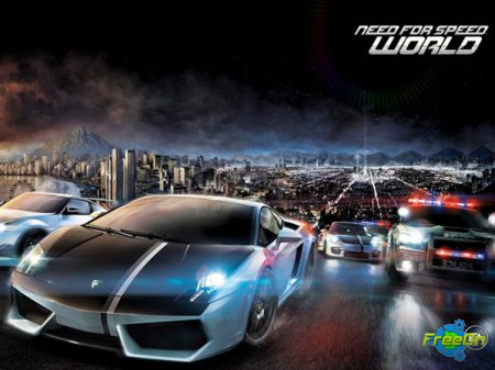 Need For Speed World (2010/RUS/RePack)