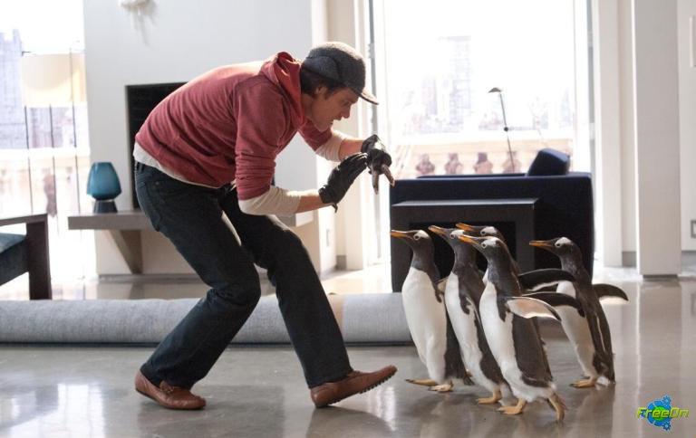 пингвины доктора поппера