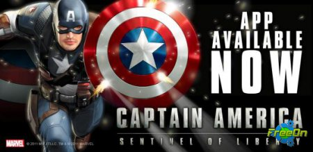 Капитан Америка / Captain America: Sentinel of Liberty (APK/2011)