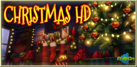 Christmas HD Live Wallpaper v1.0 - живые обои для Android