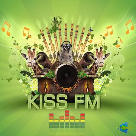 VA - Kiss FM Top 40 January (2012) MP3