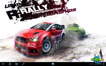Ultimate Rally - apk игра в гоночки для Андроид 2.0