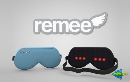 Remee Dream Mask помогает управлять сновидениями