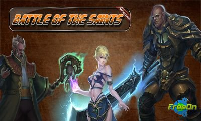 Битва Святых / Battle Of The Saints I - apk игра для Андроид 2.3