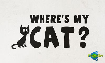 Где Мой Кот? / Where's My Cat? - свежая apk игра для Андроид