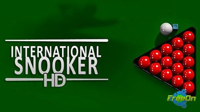 Снукер / International Snooker HD - apk игра для Андроид