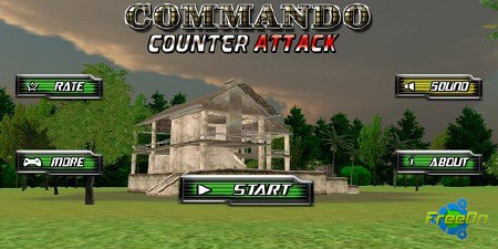 Commando Counter Strike:Attack v1.1 APK
