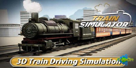 Train Simulator Drive v1.2 APK