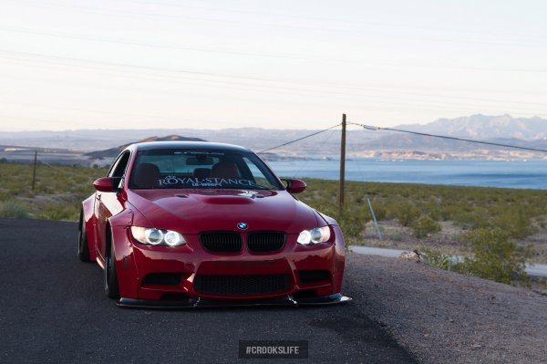 BMW M3 - crooklife